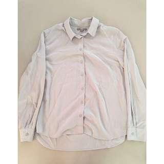 Uniqlo Grey Long Sleeves (L)
