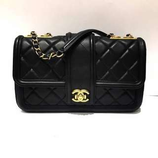 Authentic Chanel Medium Flap Bag