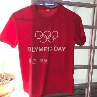 Olympic Day T-shirts (for boys or women)