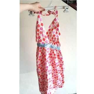 Polka Summer Dress