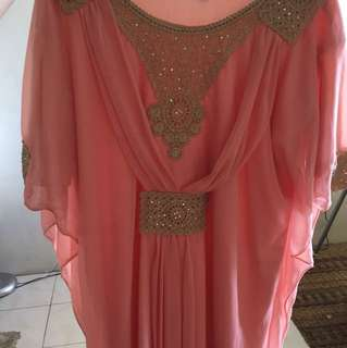 Kaftan Dress - Kids (3Y)