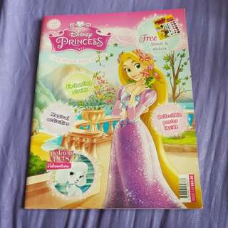 Disney Princess magazine Issue 125