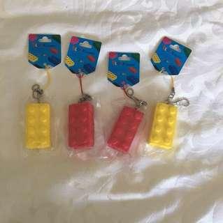 RARE LEGO Squishies