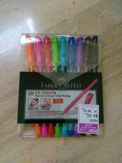Faber Castell CX Colour Pens