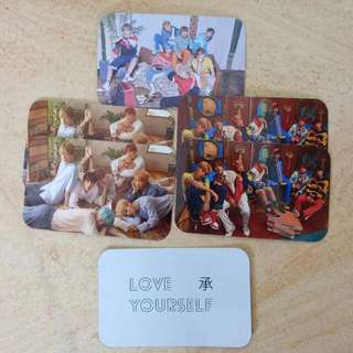 PC BTS LY Grup Version (unofficial)