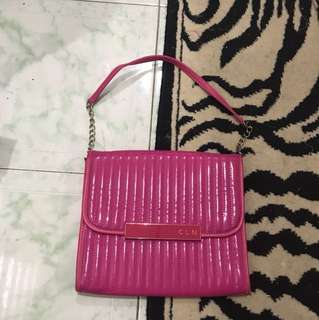 "Repriced!! ""CLN/ Celine"" sling bag/ clutch"