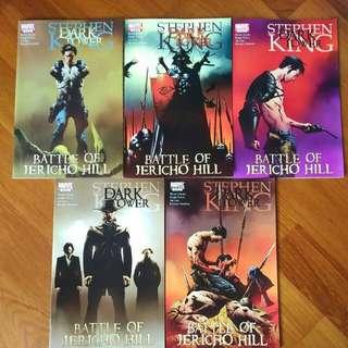 Stephen King The Dark Tower : Battle Of Jericho Hill
