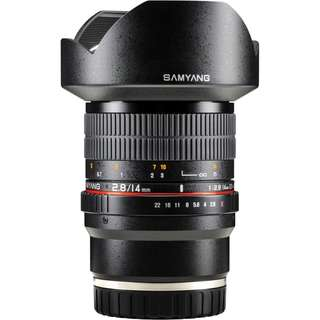 Samyang lenses AF or manual (for sony E, canon EF, MFT, pentax and fuji X)