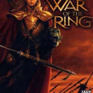 Choose 5 items for $15: War of the Ring