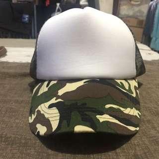 Trucker Cap - Camo