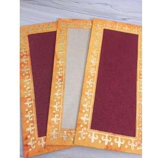 Indian Yellow Envelope