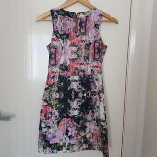 Jolie & Deen Floral  dress