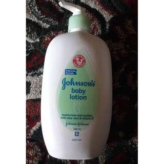 Johnson Lotion 500ml