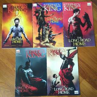 Stephen King The Dark Tower : The Long Road Home