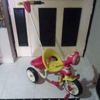 Preloved Toddler Tricycle