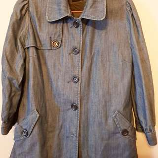 Outter jeans coat
