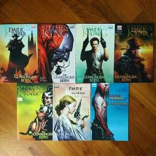 Stephen King The Dark Tower : The Gun Slinger Born