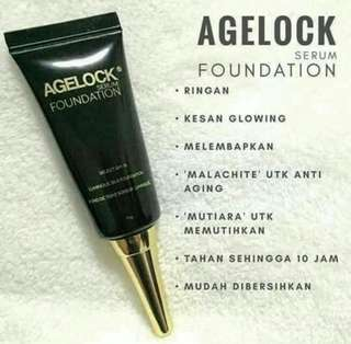 🌟Agelock Serum Foundation By Umie Aida 🌟