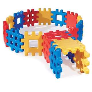 Little Tikes Wee Waffle Blocks for Kids