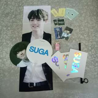 BTS Suga Fansite MD