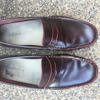 Lacoste Leather Loafers