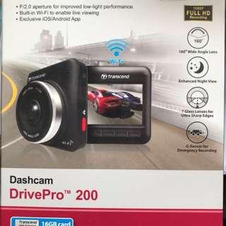 Transcend DrivePro 2.0 Car Cam
