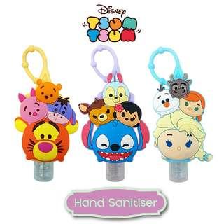 TRIPLE PACK Tsum Tsum  Hand Sanitisers