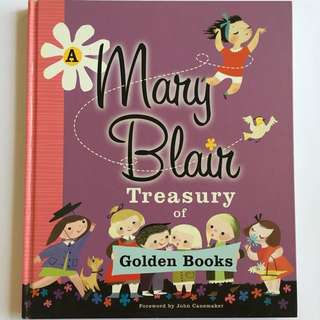 Mary Blair Treasury of Golden Books