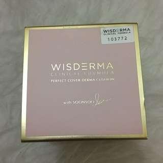 Wisderma 無瑕光鑽氣墊粉 #101 亮白色