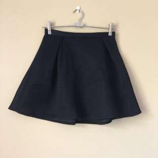 Luck & Trouble Sz 8 Mesh Skirt
