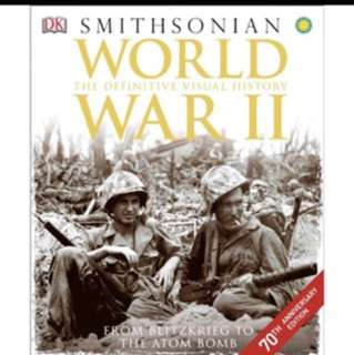 World War II: The Definitive Visual History (DK Publishing)