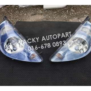Lampu Headlamp Hid Biru Blue Honda Jazz Fit GD Jpn