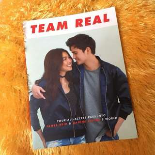 Jadine Team Real