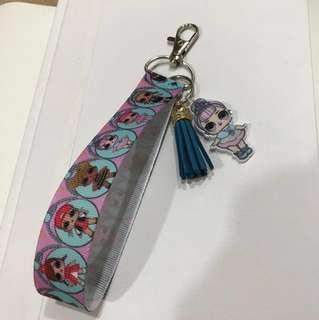 BN LOL Baby Wristlet Keychain Charm