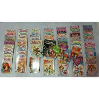 W.I.T.C.H - Witch Comics/Magazine Collection