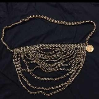 Chanel 腰帶/頸鏈
