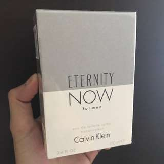 Calvin Klein Eternity Now Perfume