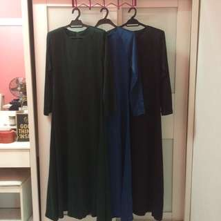 Jubah Basic Tailor Made