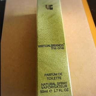 Virtual Brands Parfum De Toilette 50ml