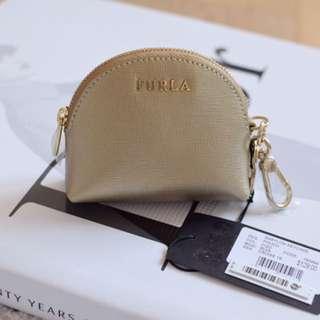 BNWT - genuine FURLA coin purse - original bag and cert