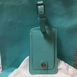 Tiffany 行李箱辨識牌
