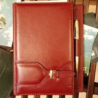 Rolex Notepad with Parker Pen New Ols Stock Rare 勞力士