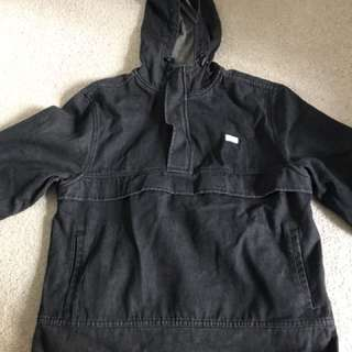 Hundreds Demin Hood Jacket