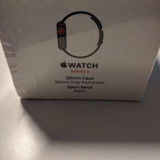 Brand new sealed Apple Watch series 3
