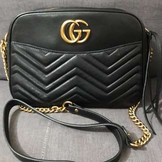 GG marmont sling