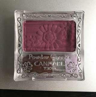 Canmake blush pw38