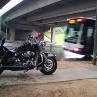 05 Harley Roadking 1450cc