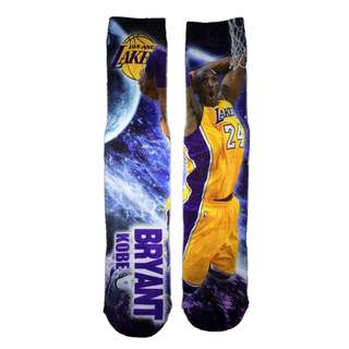 Kobe Bryant Limited Edition Basketball Socks BRAND NEW
