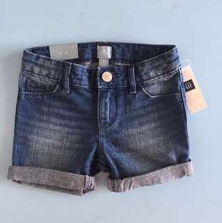 Baby GAP denim shorts