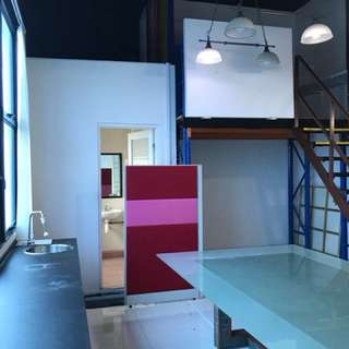 For Rent High Ceiling Tradehub 21 Unit